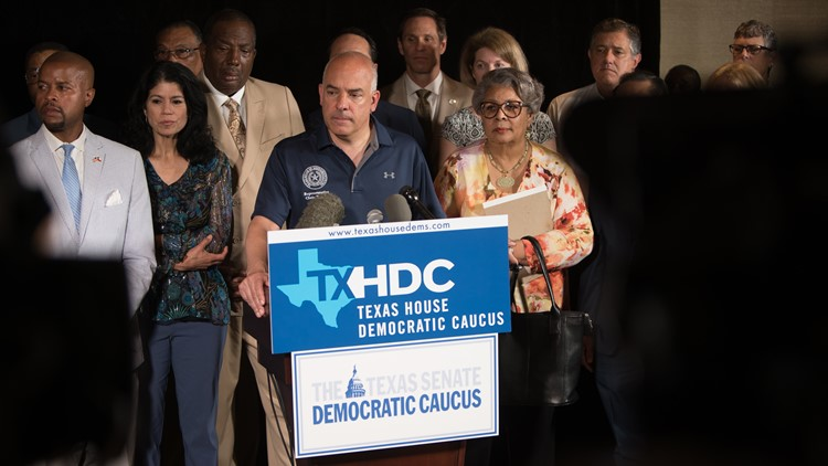 Inside Texas Politics: What is the endgame for Texas Democrats, as legislative business continues?