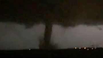 9 tornadoes confirmed from Sunday's storms in North Texas