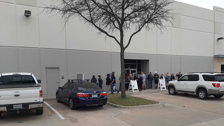Voters in Collin County