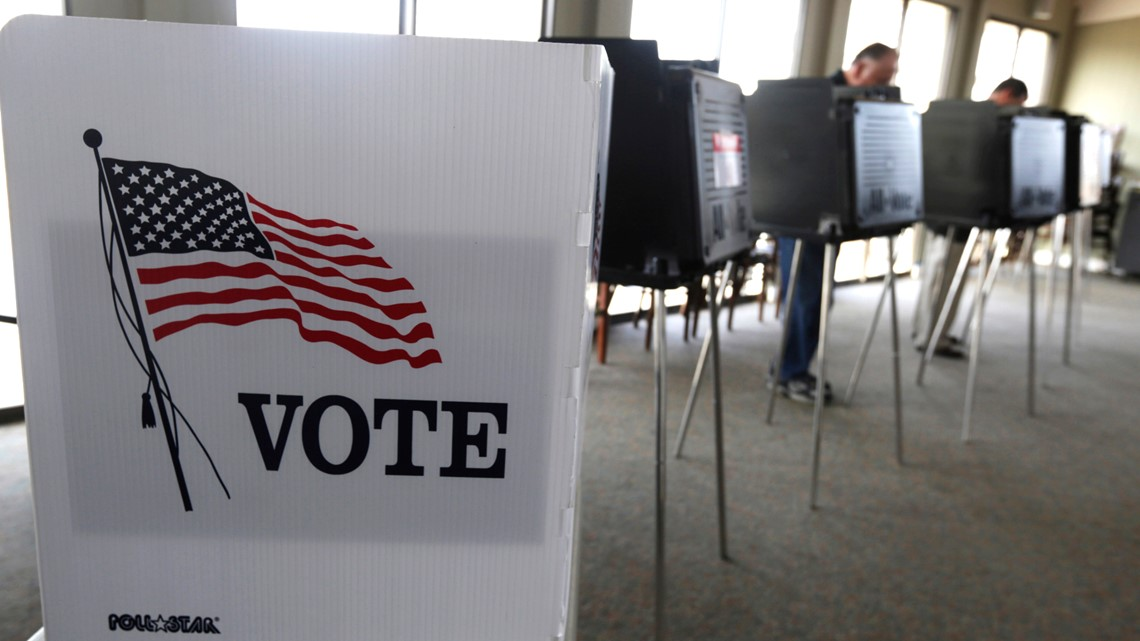 Here's what Texas voters will decide on Election Day