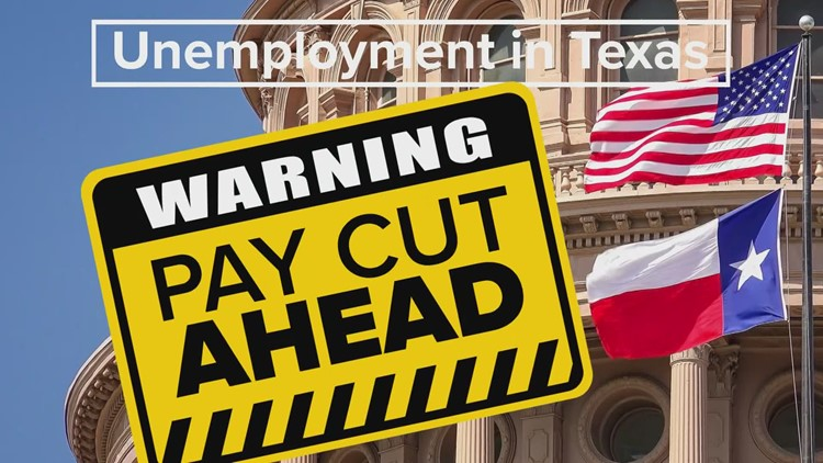 Nearly a million Texans set to lose their entire unemployment benefit on June 26