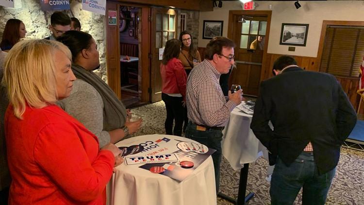 Travis County Republican Watch Party
