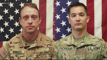 33-year-old soldier from Tarrant County, 25-year-old from Hawaii killed in Afghanistan helicopter crash, DOD says