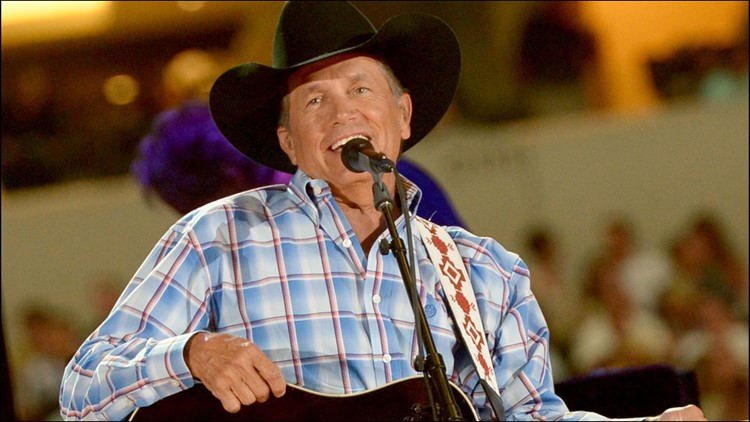 George Strait has a friendly COVID-19 hygiene reminder for all Texans