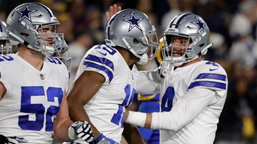 Cowboys avoid catastrophe by keeping Prescott, Cooper together