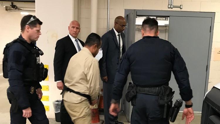 Accused serial killer on the run since 2003 now in custody in Dallas