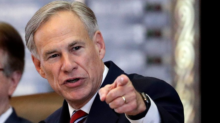Abbott draws scrutiny for executive actions on COVID, migrants