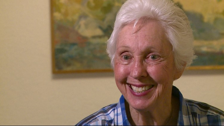 As she heads to space, 82-year-old Wally Funk continues to inspire