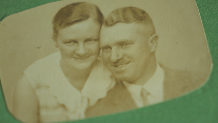 Dora Weiss and Dr. Willy Weiss