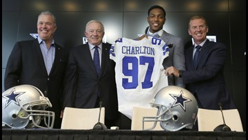 Jerry Jones says teams do pay attention to players airing grievances on social media