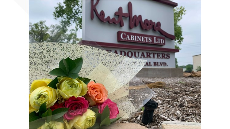 Fund established for Kent Moore Cabinets shooting victims, how you can help
