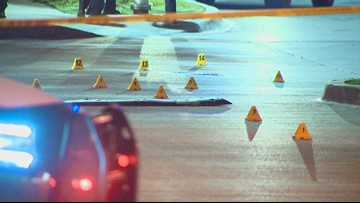 4 teens shot, 2 killed at a community center in east Dallas