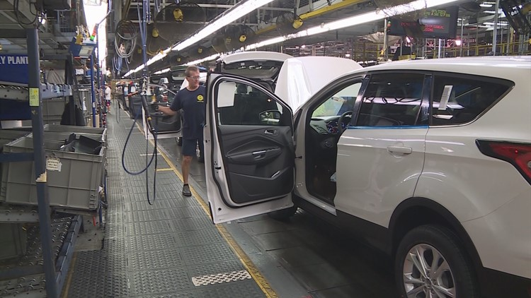 Ford: Production will be suspended past March 30