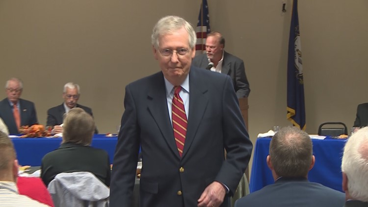 McConnell calls for death penalty in Kroger, synagogue shootings