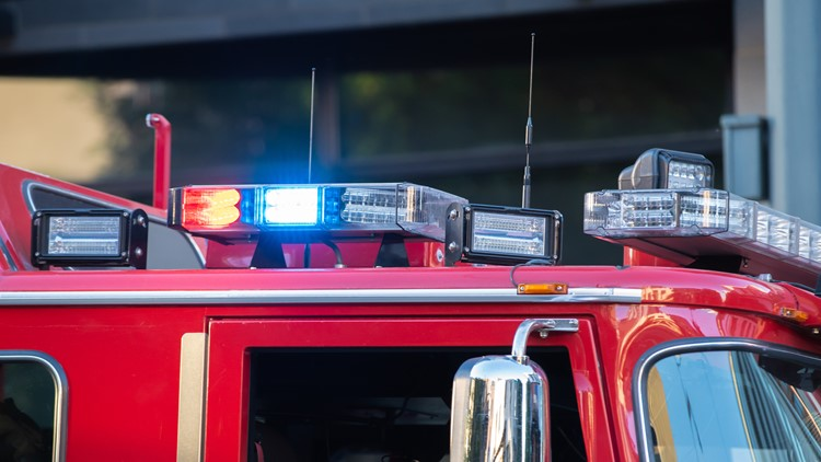 One adult and three children escape Abilene house fire