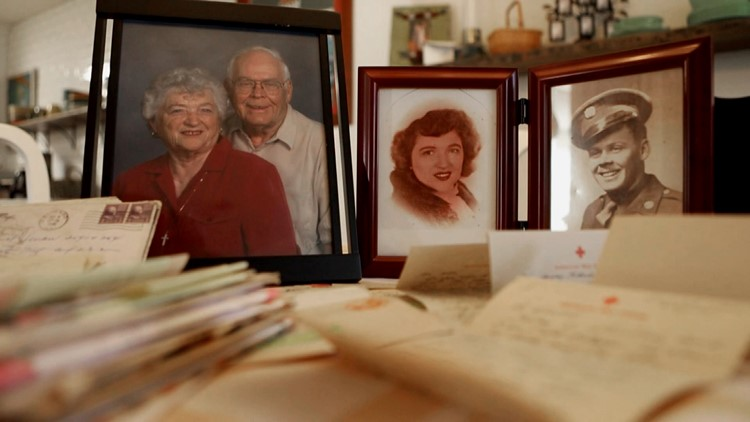 Wartime Love Story | Letters sealed away for 75 years brought back to life
