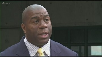 Magic Johnson providing $100 million in loans to minority, women-owned businesses