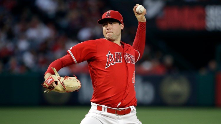 Coroner: Los Angeles Angels pitcher Tyler Skaggs died of accidental overdose