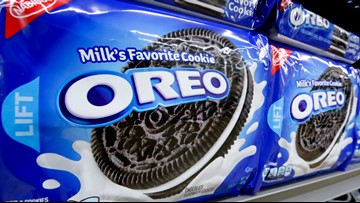 You can win $10,000 for posting a photo of yourself eating Oreos