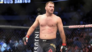 Stipe Miocic 'focused on being a first responder' during coronavirus pandemic