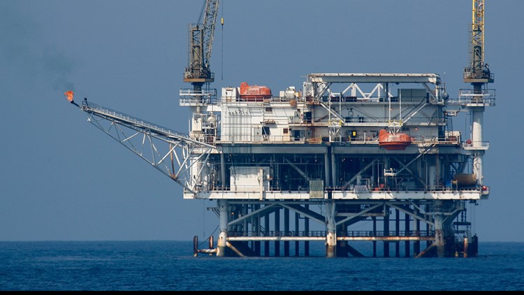 Five Shell workers with coronavirus airlifted to hospitals from offshore platform in Gulf