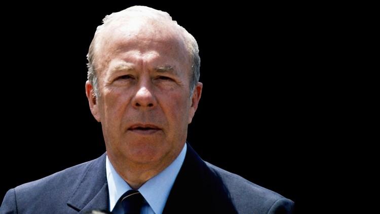 Reagan's longtime secretary of state George P. Shultz dies at 100