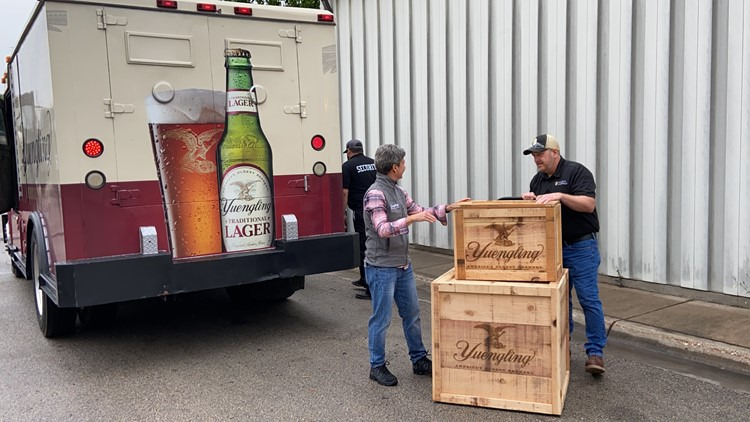 Yuengling announces launch date for beers in Texas