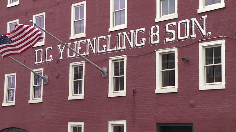 Yuengling announces it's expanding its distribution range to Texas