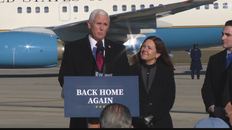 Pence launches advocacy group, possible springboard to presidential run