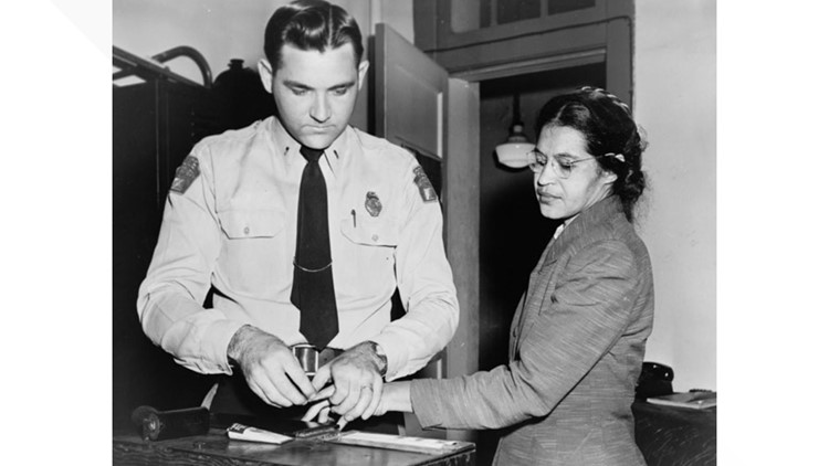 65 years ago, Rosa Parks refused to give up her bus seat. Her arrest helped spark the Civil Rights Movement
