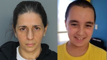 Mother accused of murdering 9-year-old son