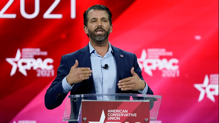 Donald Trump Jr. hints father's CPAC speech will solidify 'feelings about the MAGA movement' as Republican party's future