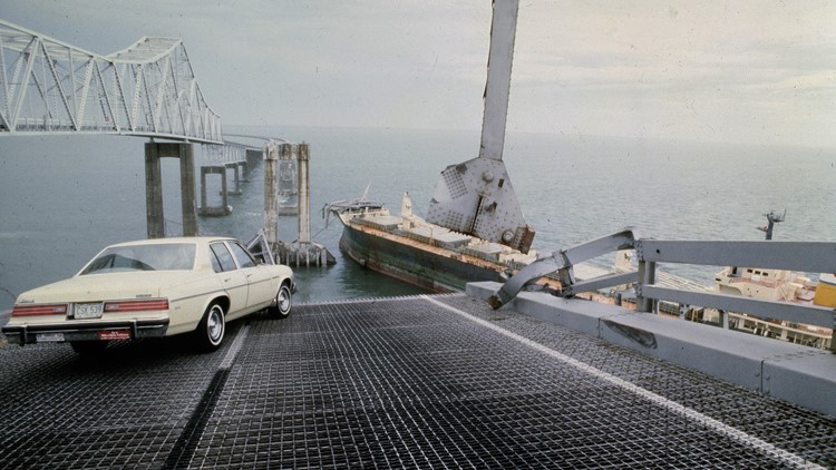 Remembering the Sunshine Skyway Bridge collapse 40 years later