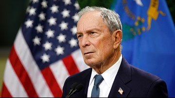 Billionaire Michael Bloomberg considering 2020 presidential run