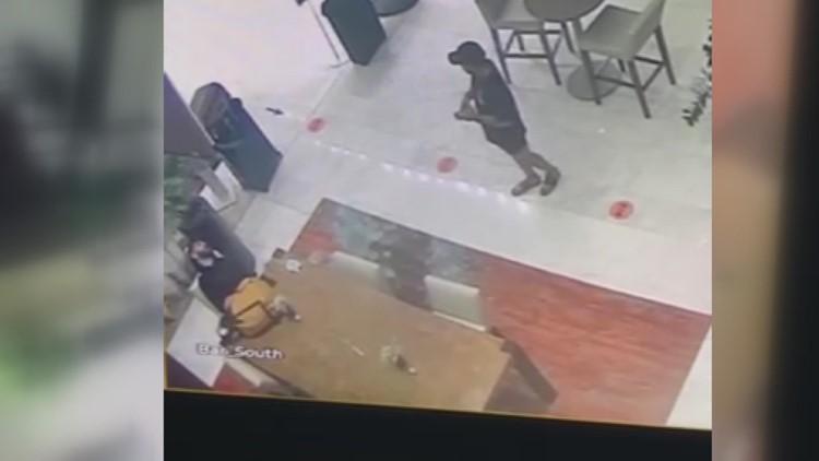 Thief steals $24,000 Rolex off sleeping man's wrist in DC hotel lobby