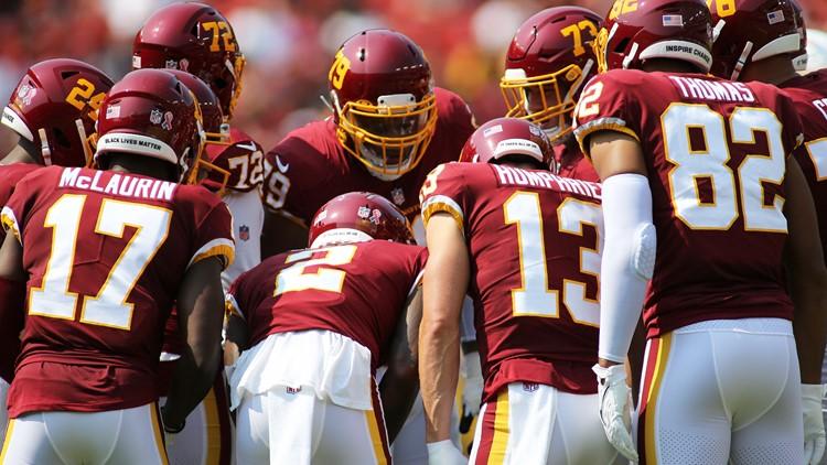 Investigators execute search warrant at Washington Football Team practice facility