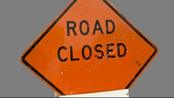 Road closures in Santa Rita start Wednesday for irrigation project
