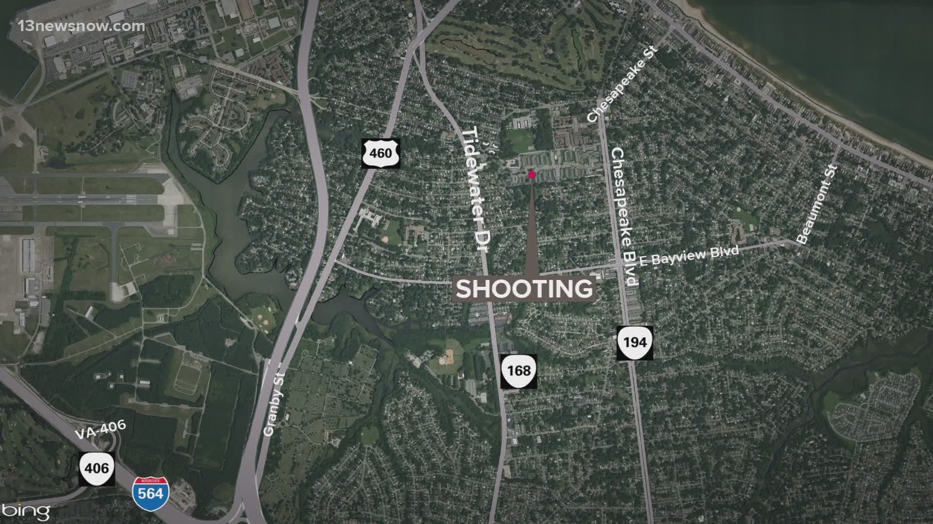 After woman shot and killed in Norfolk, four adults, one ...