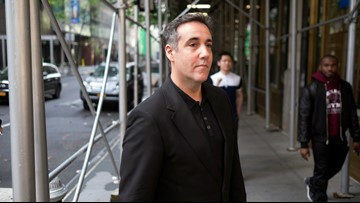 Ex-Trump lawyer Michael Cohen released from federal prison