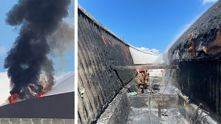 Caesars Superdome fire caused by pressure washer igniting