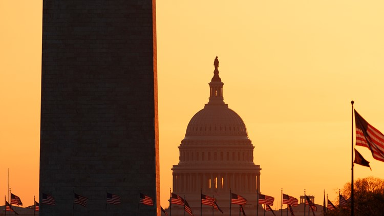 House OKs debt and funding plan; faces potential challenge in Senate