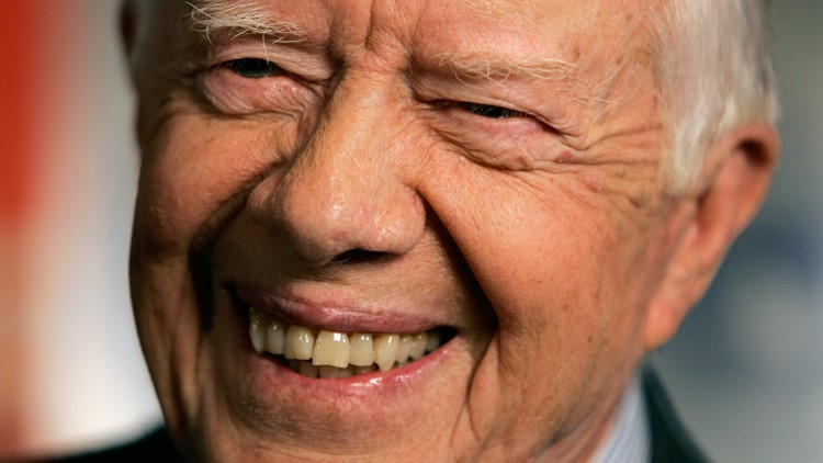 Jimmy Carter turned 96 on Oct. 1