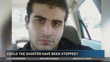 Could the shooter have been stopped?